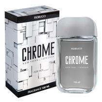 Perfume Deo Colônia Masculino Chrome 100ml - Fiorucci -