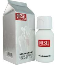 Perfume Diesel Plus Plus Masculino 75ml Eau de Toilette -