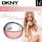 Perfume dkny be delicious  fresh blossom feminino eau de parfum -