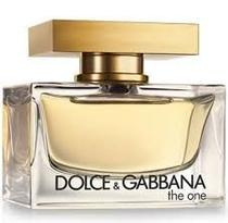 PERFUME DOLCE  e  GABBANA THE ONE EDP 75ML FEMININO - Dolce gabbana