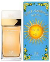 Perfume Dolce Gabbana Light Blue Sun EDT F 100ML - Dolcegabanna