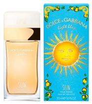 Perfume Dolce Gabbana Light Blue Sun EDT F 50ML - Dolcegabanna