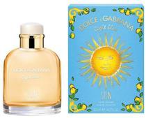 Perfume Dolce Gabbana Light Blue Sun EDT M 125ML - Dolcegabanna