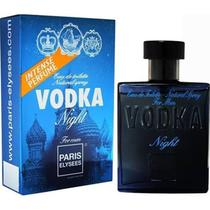 Perfume edt paris elysees vodka night masc 100 ml