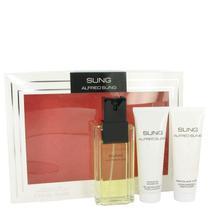 Perfume Femin. Alfred Sung Alfred Sung Cx. Pres. 100 ML EDT+ 75 ML Loção Corporal+75 ML Gel De Banho -
