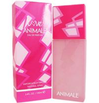 Perfume Feminino Animale Love Eau de Toilette -