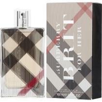 Perfume Feminino Burberry Brit Burberry Eau De Parfum Spray 100 Ml (Nova Embalagem) -