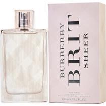 Perfume Feminino Burberry Brit Sheer Eau de Toilette -