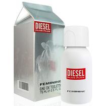 Perfume Feminino Diesel Plus Plus Feminine Eau de Toilette 75ml -