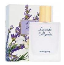 Perfume Feminino Fragância Lavanda e Algodão 100 Ml Mahogany -