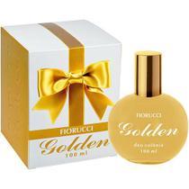 Perfume Feminino Golden Fiorucci Deo Colônia 100ml -