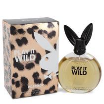 Perfume Feminino It Wild Playboy 90 ML Eau De Toilette -