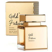 Perfume Feminino Vivinevo Gold Future EDP - 100ml -