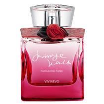 Perfume Feminino Vivinevo Mirage World Romantic Rose EDP - 100ml -