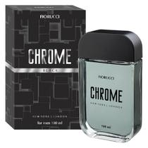 Perfume Fiorucci Chrome Black 100ml -