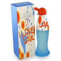 Perfume I Love Love Moschino Eau de Toilette Feminino 100 ml -