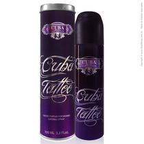 Perfume Importado Cuba Tattoo Feminino 100ml - Cuba Paris