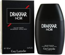 Perfume Importado Drakkar Noir Edt Masculino 100ml Original - Guy Laroche