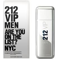 Perfume Importado Masculino Vip Men Eau De Toilette - 100 Ml -