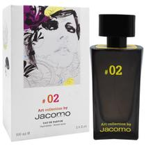 Perfume Jacomo N 2 Art Collection EDP F 100ML -