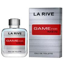 Perfume LA RIVE GAME FOR MAN EDT Masc 100 ml Familia Olfativa Dolce Gabbana The One by DG - Importado