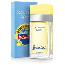 Perfume Light Blue Italian Zest Feminino Edt 100ml  Dolce Gabbana