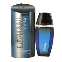 Perfume Lomani Code - 100 ml -