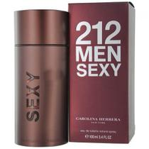Perfume Masculino 212 Men Sexy Edt Carolina Herrera 100ml