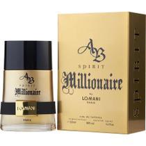 Perfume Masculino Ab Spirit Millionaire Lomani Eau De Toilette Spray 195 Ml -