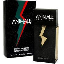 perfume masculino animale for men 100ml edt natural spray - Eau De Toilette