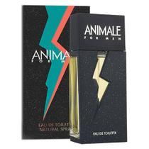 Perfume Masculino Animale For Men Eau de Toilette 100ml -