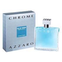 Perfume Masculino Azzaro Chrome Eau de Toilette 100ml -