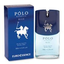 b2c212616 Perfume Masculino Euroessence Pólo Essence Blue 100ML