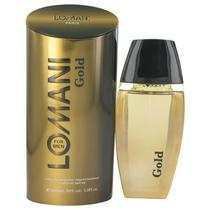 Perfume Masculino Gold Lomani 100 ML Eau De Toilette -