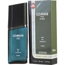 Perfume Masculino Lomani Lomani Eau De Toilette Spray 100 Ml -
