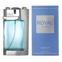 Perfume Masculino Lonkoom Royal EDT - 100ml -