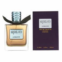 Perfume Masculino Lonkoom Sandel Oud EDT - 100ml -
