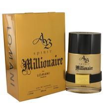 Perfume Masculino Spirit Millionaire Lomani 200 ML Eau De Toilette -