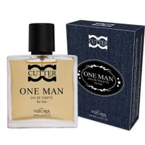 Perfume Masculino Vizcaya Cutter Jeans One Man EDT 100ml -
