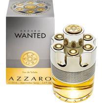Perfume Masculino Wanted, da Azzaro  Original -
