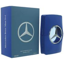 Perfume Mercedes Benz Man Blue Masculino Eau de Toilette 100ml -