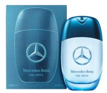 Perfume Mercedes-Benz The Move for Men Eau de Toilette 100ml - Mercedes Benz