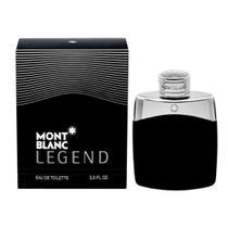 Perfume Montblanc Legend Masculino Eau De Toilette 100Ml Loja Divas 100Ml - Mont Blanc