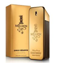 Perfume One Million Eau de Toilette - Masculino 100ml - Paco rabanne