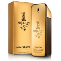 Perfume one million masculino eau de toilette 100ml  paco rabanne