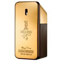 Perfume One Million Masculino Paco Rabanne EDT 50ml -