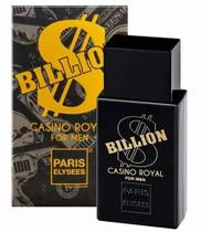 Perfume Original Paris Elysees Billion Casino Royal Frete Gr