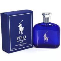 Perfume Polo Blue 125ml Ralph Lauren  Edt - Ralph Loren