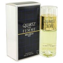 Perfume Quartz Molyneux Pour Femme EDP F 100ML -