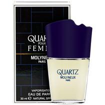 Perfume Quartz Pour Femme Edp 30ml - Molyneux